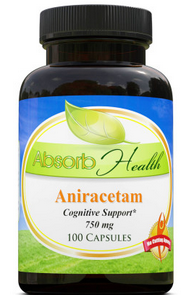 Aniracetam 750mg Absorb Health Reviews