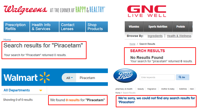 Piracetam Amazon Buy GNC Walmart Walgreens Boots