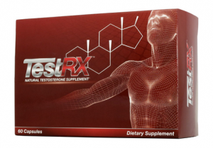 Test RX Reviews Natural Testosterone Supplement