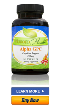 Alpha GPC UK Choline Supplement