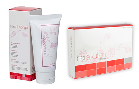 Hersolution Gel and Pills