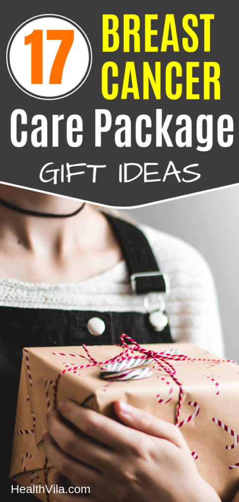 Breast Cancer Surgery Care Package Gift Ideas
