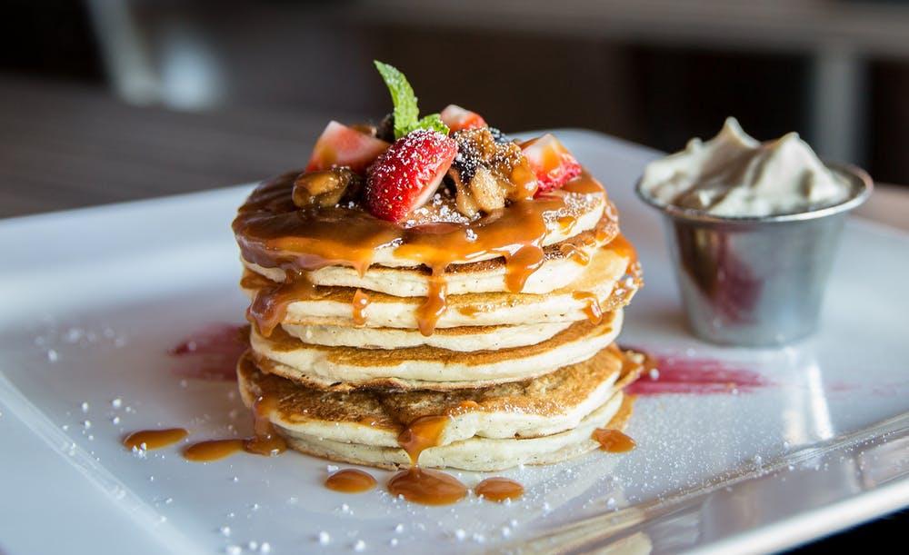 Whey Protein Pancakes Recipe