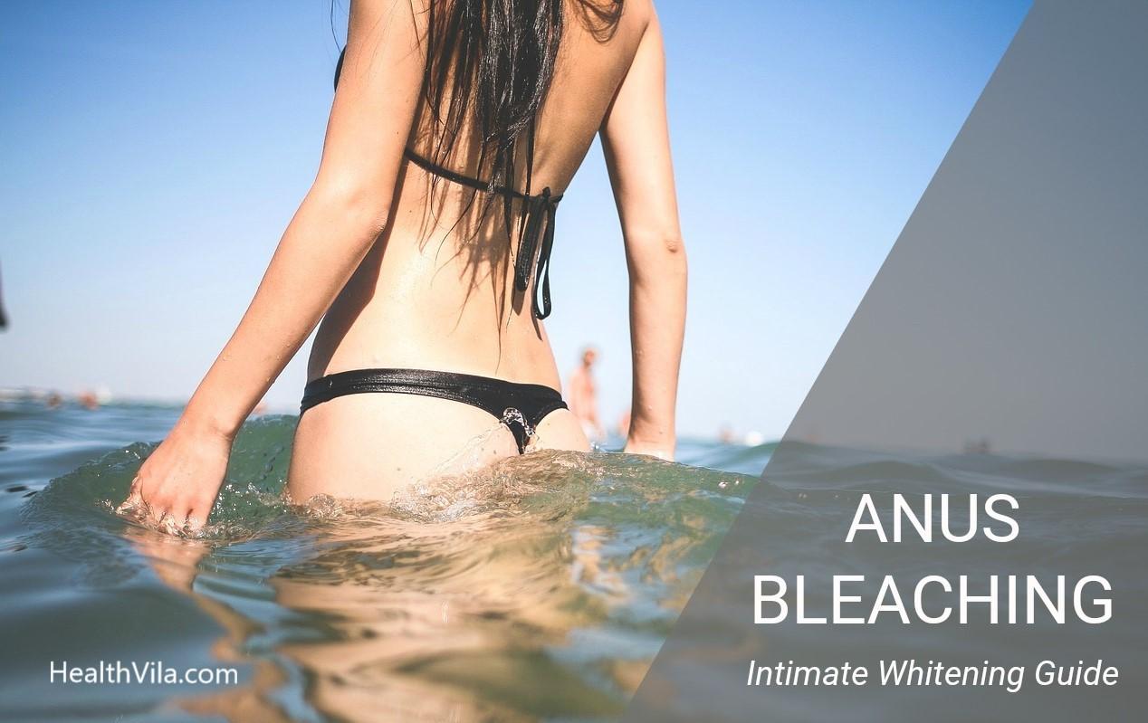 Intimate Anus Lightening Bumhole Whitening