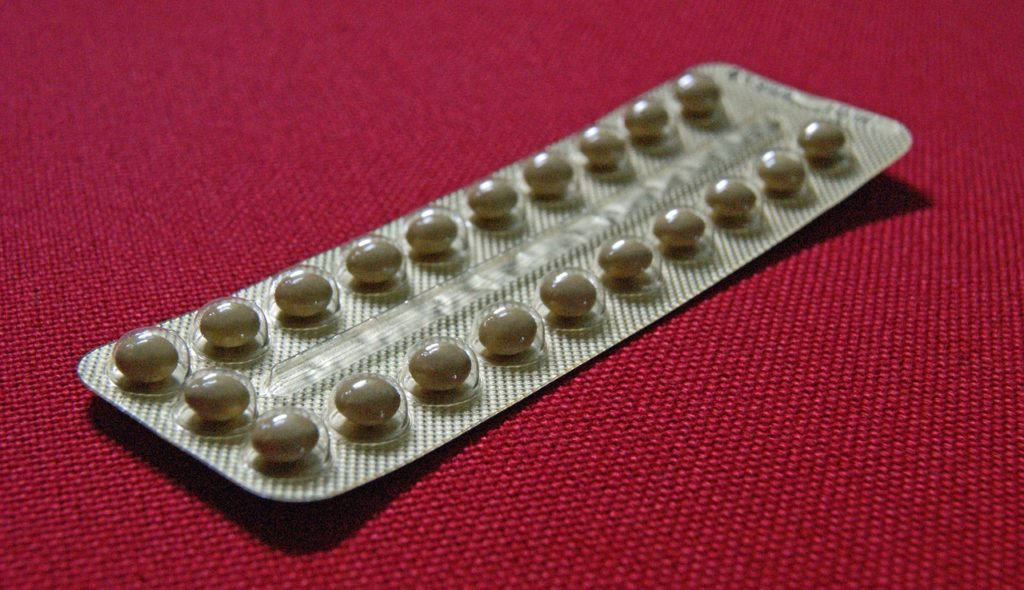 Birth Control Contraceptive Pills