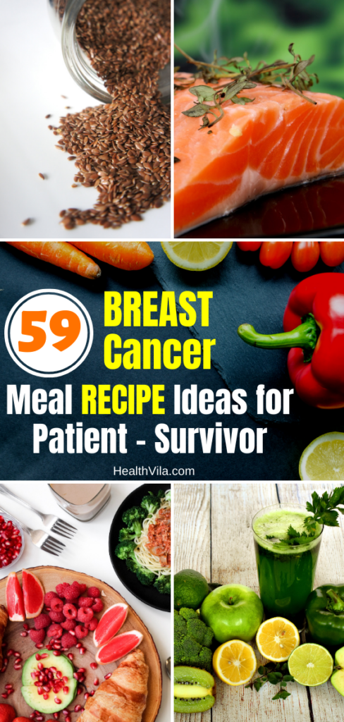 Breast Cancer Diet Recipes